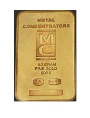 50gr Fine Gold 999.9
