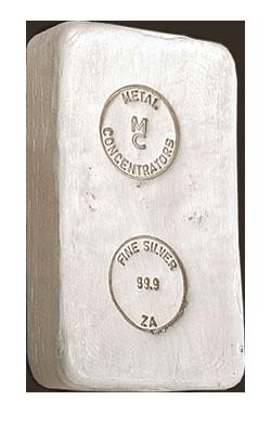 1kg Fine Silver 99.9